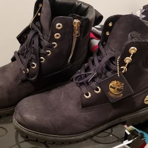 Culture kings limited edition timberlands